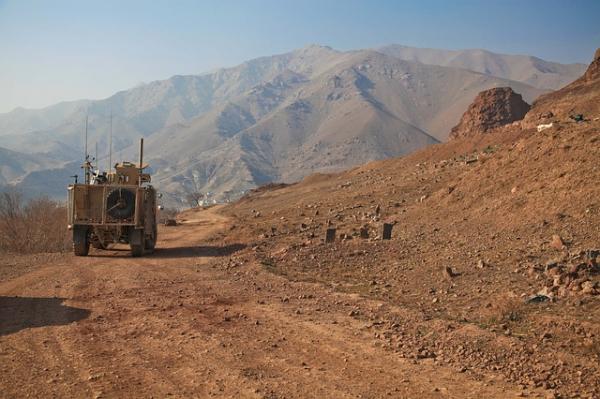 Medo e Delírio na Rota da Seda Afegã