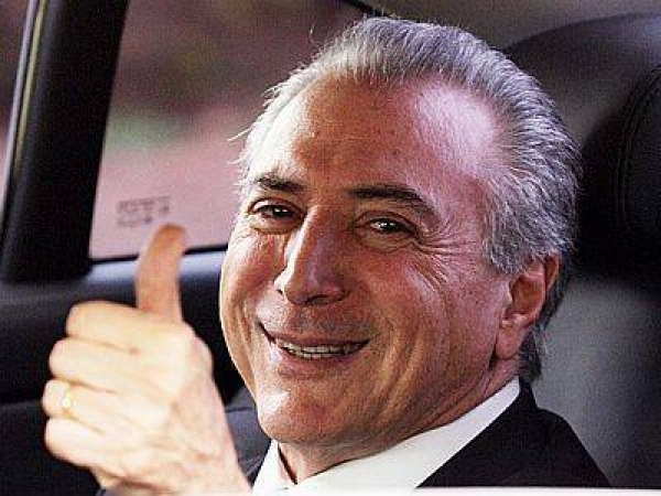 Bandidos, chantagistas e canalhas, o bloco atual de poder no Brasil