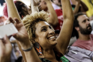 Mulheres do PSOL: Marielle, presente!