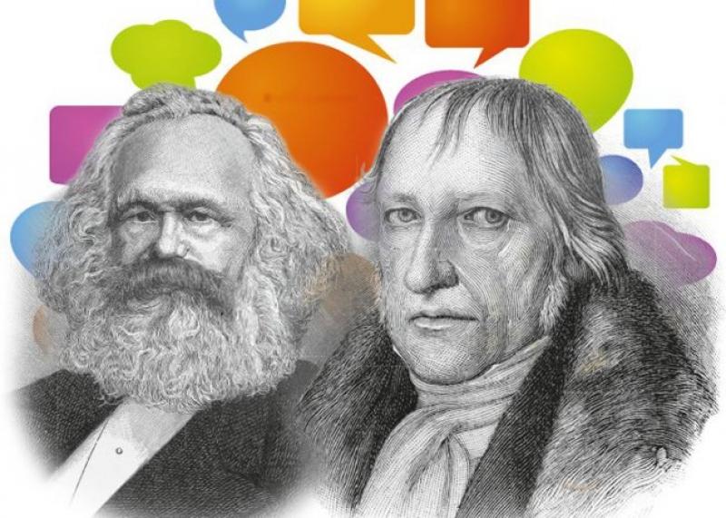 A concepção de lógica em Hegel e a crítica materialista de Marx - Diário Liberdade