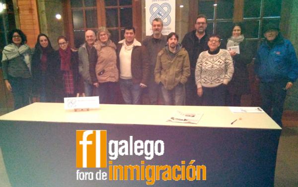 """Fórum Galego da Imigraçom promoverá reforma do Risga para que inclua pessoas em situaçom de """"irregularidade administrativa"""""""