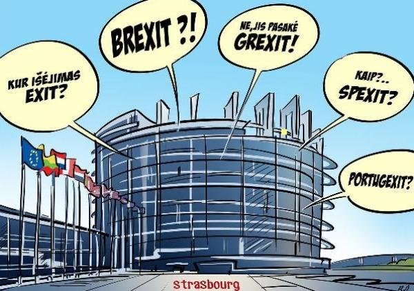 A União Europeia está morta