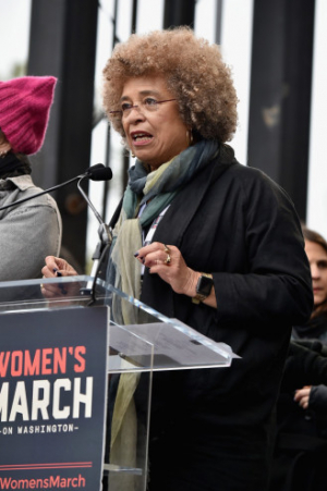 Discurso de Angela Davis na Women's March