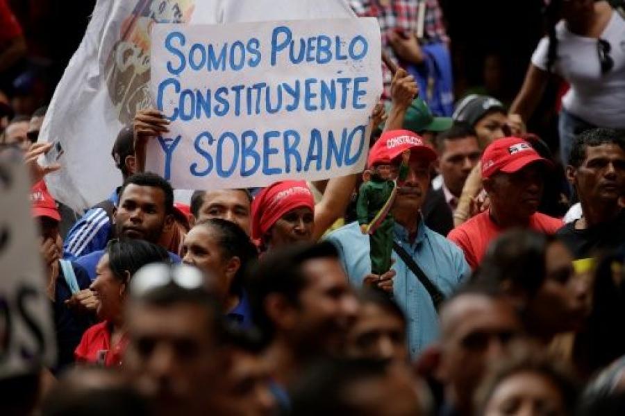 Resultado de imagem para venezuela fotos constituinte