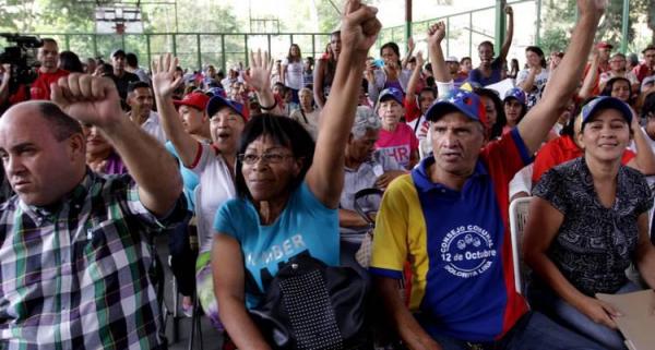 Democracia de base: venezuelanos constroem Plano da Pátria 2019-2025 para impulsionar desenvolvimento do país