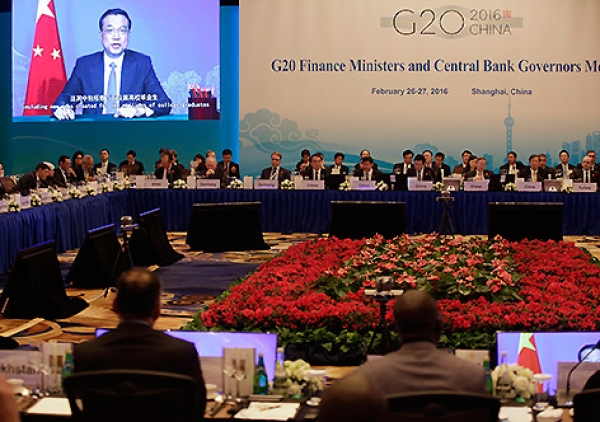 No G20, a alternativa geopolítica da China