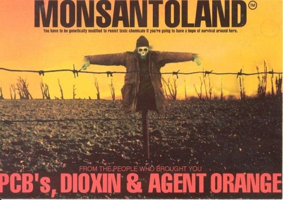 Resultado de imagem para Os 12 produtos mais perigosos criados pela Monsanto