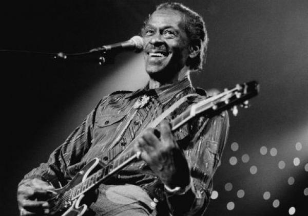 Morre Chuck Berry, um dos pais do rock and roll