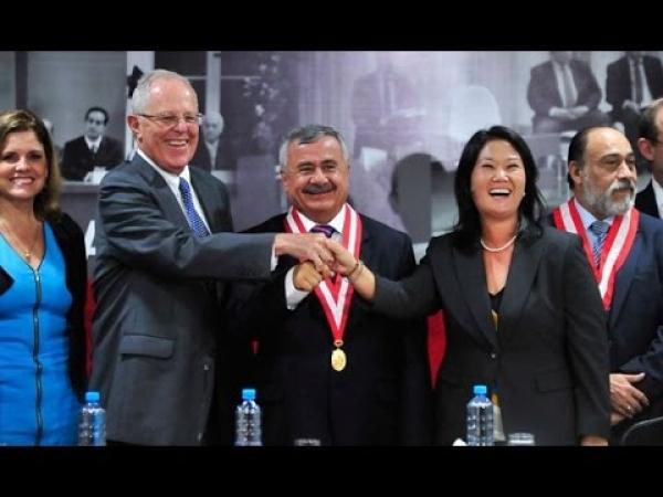 Peru: Derrota do fujimorismo
