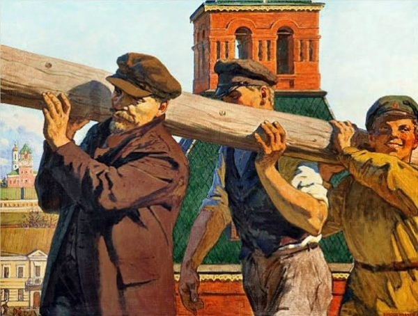 A Revolução Russa: objetividade e subjetividade na construção do caminho