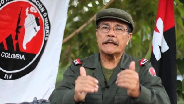 """ELN rejeita acordo de desarmamento das FARC com o """"regime oligárquico"""" colombiano"""