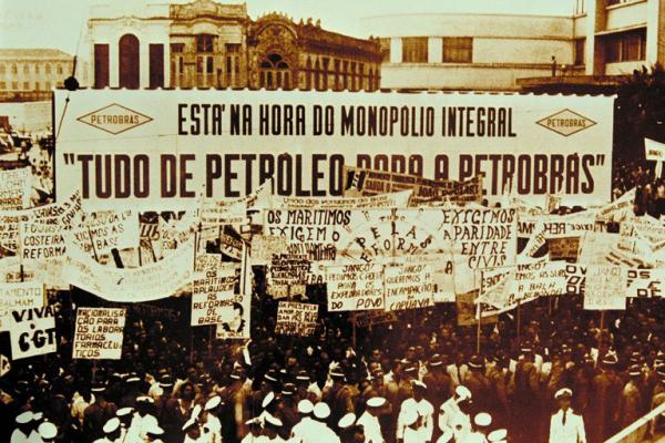 Comício da Central do Brasil, em 13 de março de 1964