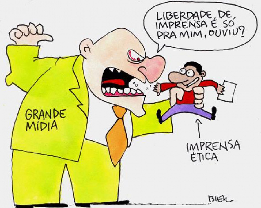 Bem vindo à ditadura! Globo e Temer iniciam ofensiva contra blogs - Diário  Liberdade